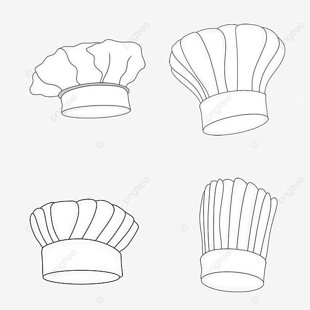 chef hat combination
