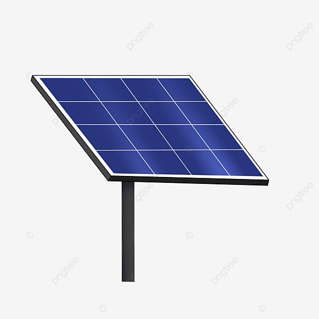 clean energy solar panel clip art