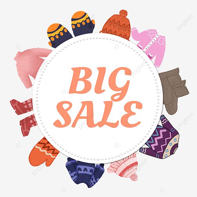 clothes sale promotion