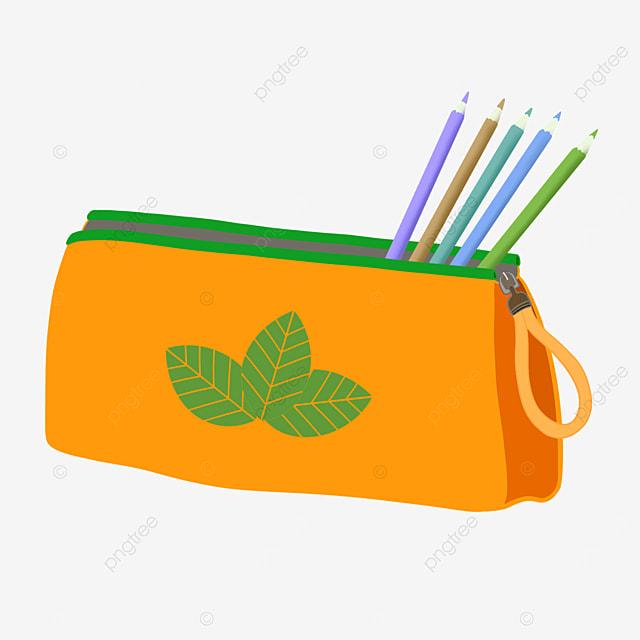 color pencil case pencil case clipart