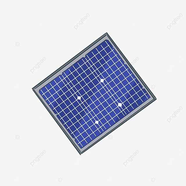 dark blue solar panel clip art