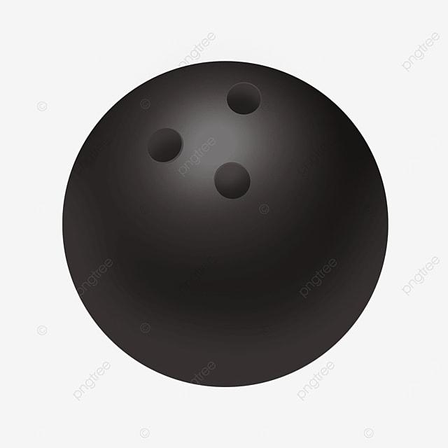 dark gray stereo bowling clip art