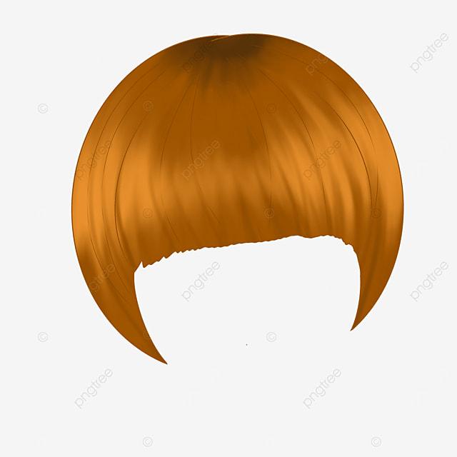 dome lady wig clip art