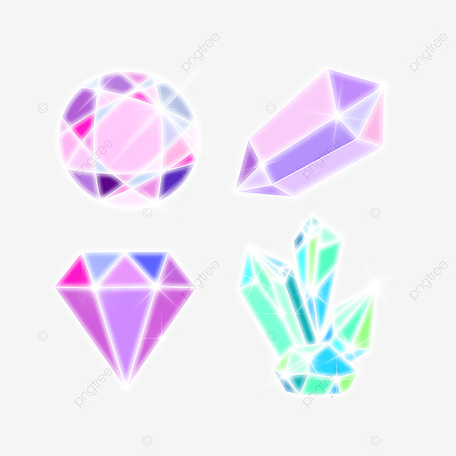 game crystal jewelry clip art