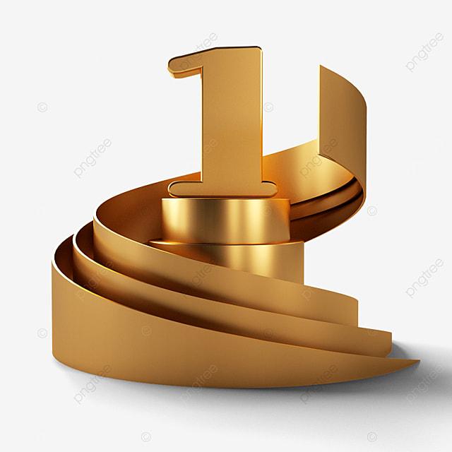 golden spiral podium