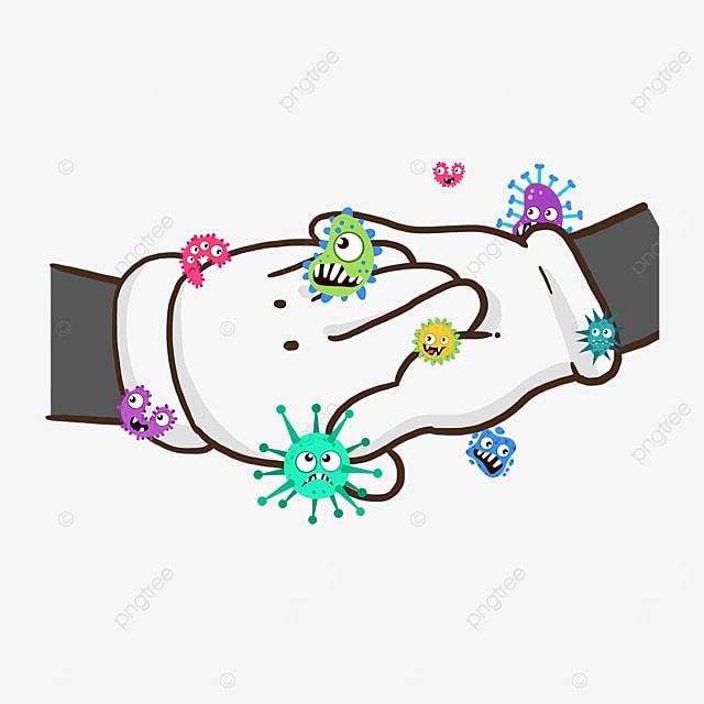 handshake business gesture
