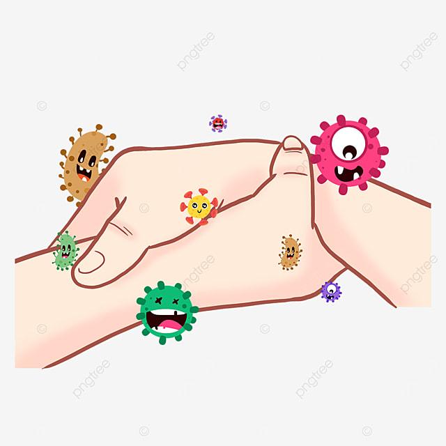 handshake business new coronavirus