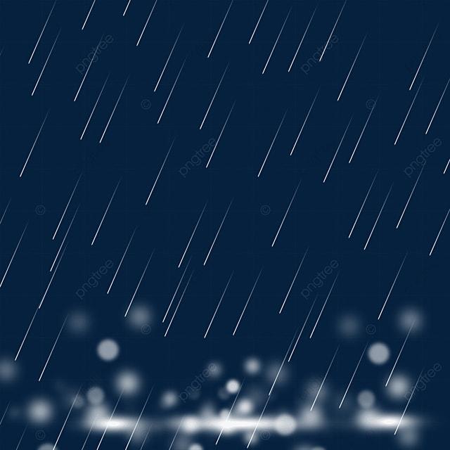 hazy rainy weather