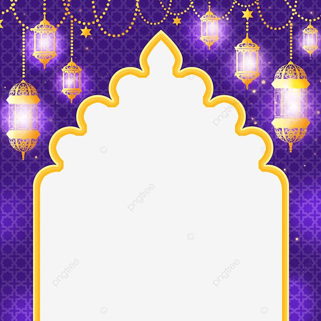 luminous lamp pendant eid al fitr exquisite border