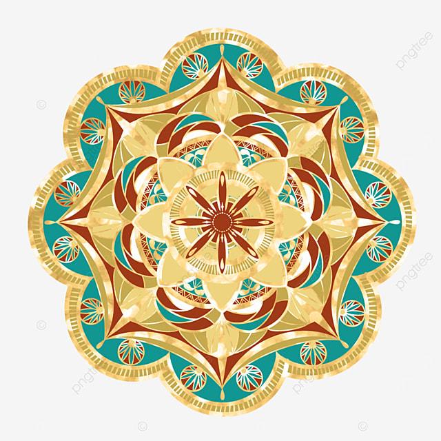 mandala pattern abstract texture