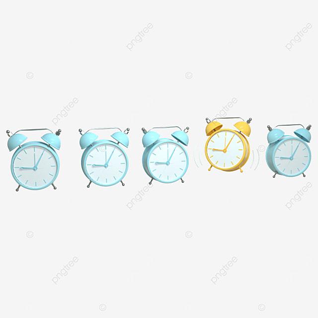 mini cute simple fashion creative clock clock