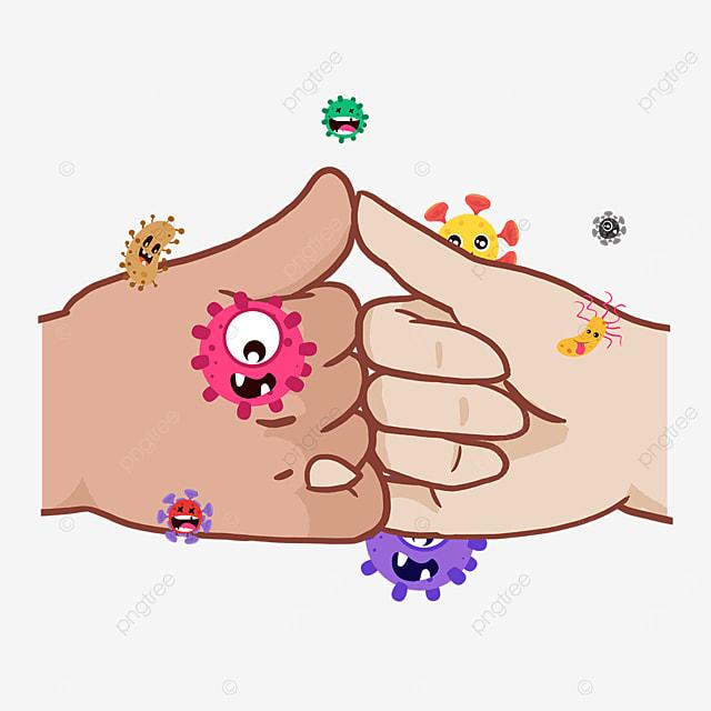 novel coronavirus retracting gesture business