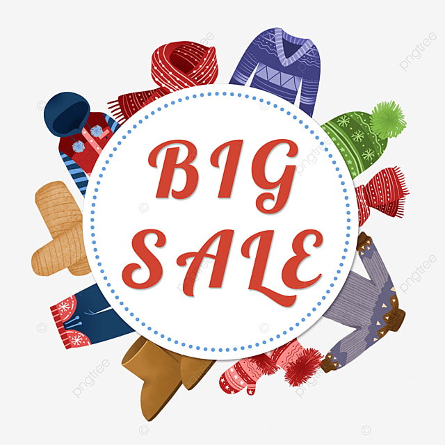 round clothes price reduction promotion border
