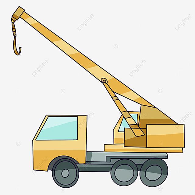 running crane clipart