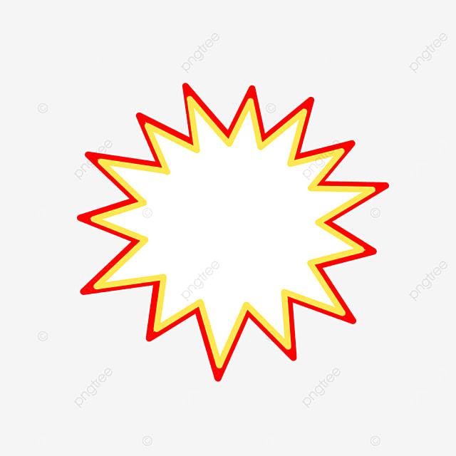 shock starburst clip art