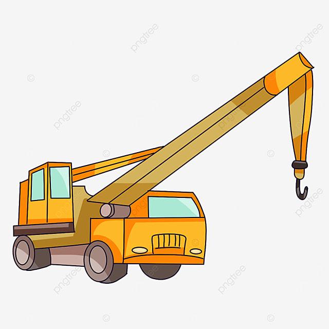 side crane clip art