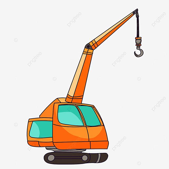 small crane clip art