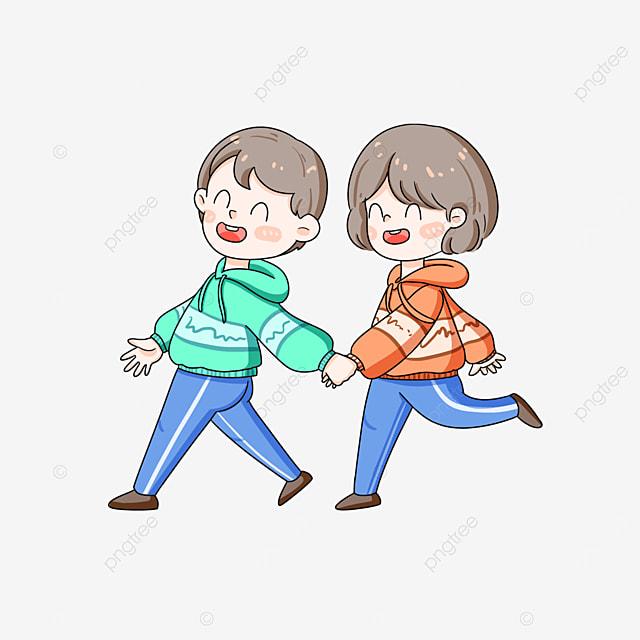 sport twins clipart