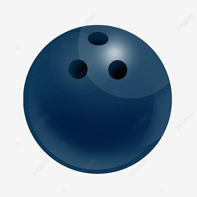 teal bowling clip art