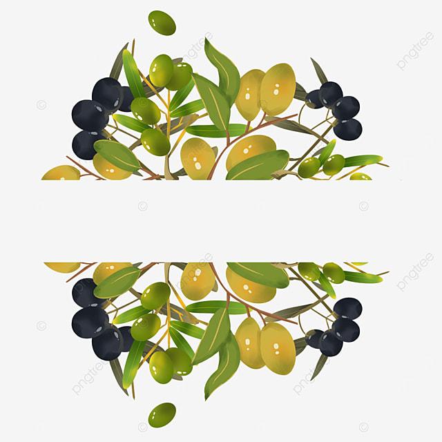 yellow black creative olive border