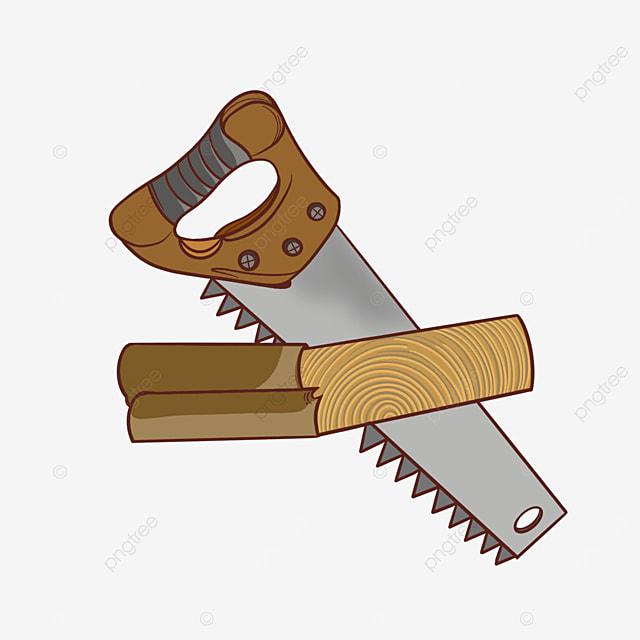 green grip handsaw clip art