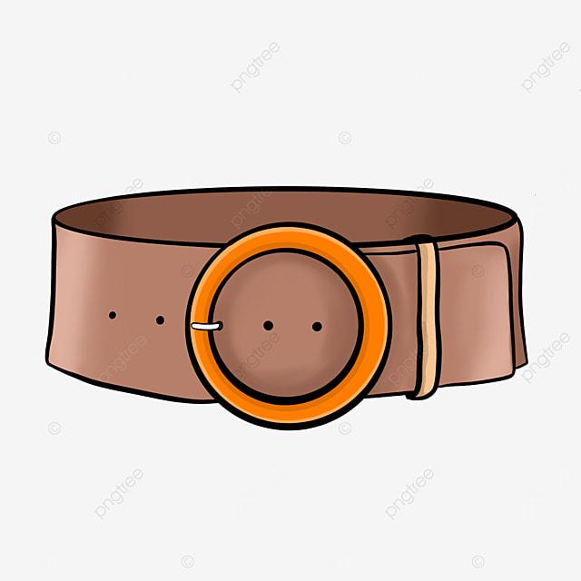 circle belt clip art