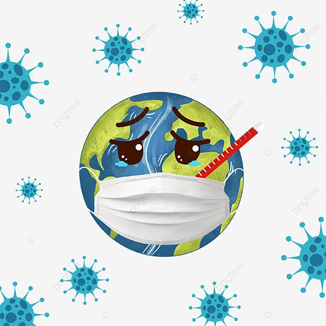 novel coronavirus sick earth