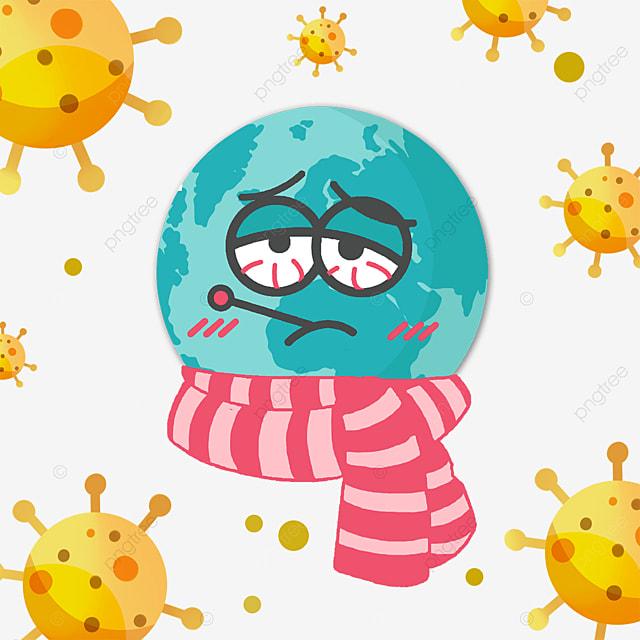 the new coronavirus disease the earth