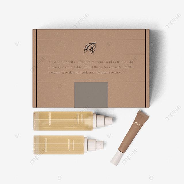 3d three dimensional environmentally friendly cosmetics box