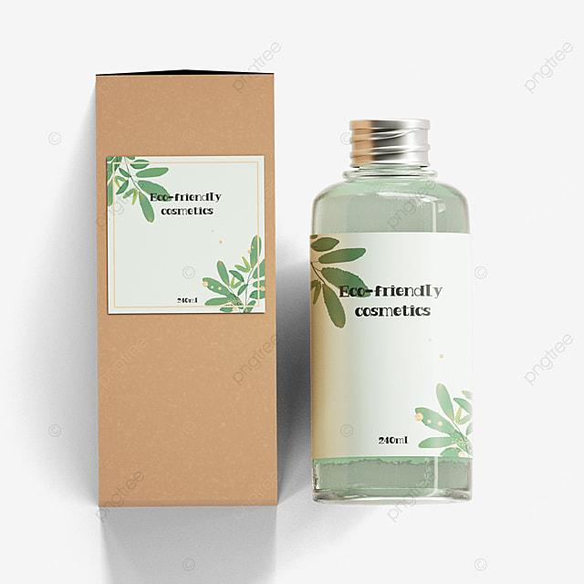 green environmental lotion