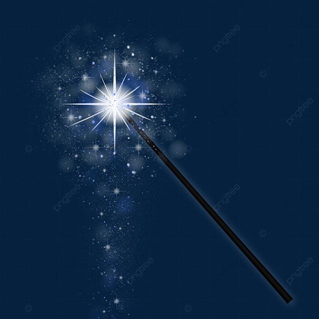 light effect magic wand