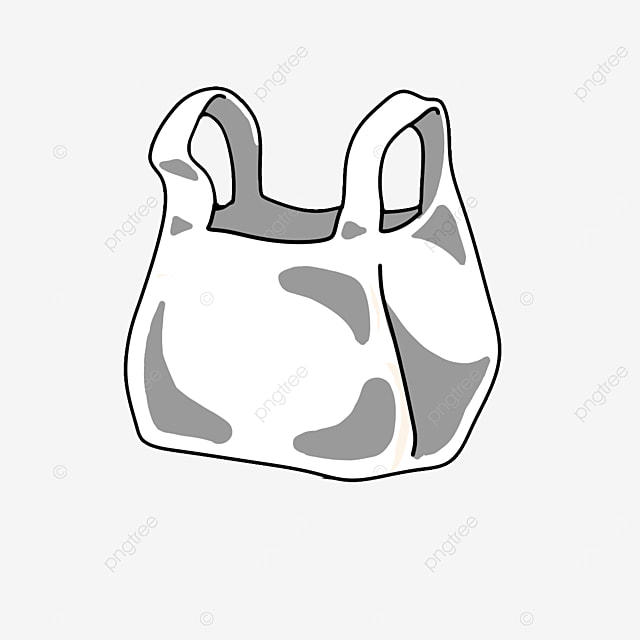 ordinary plastic bag clip art