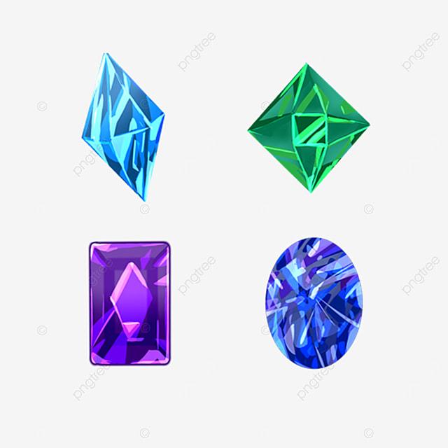 shiny game gems