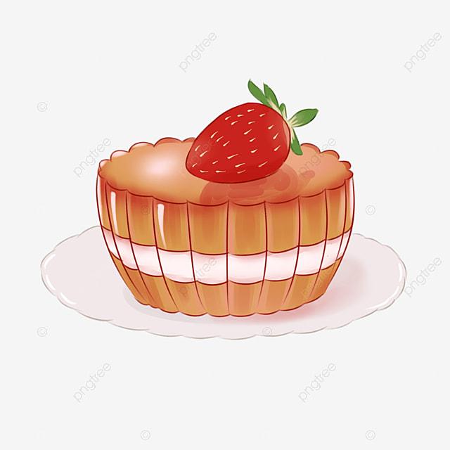 strawberry jelly plate clip art