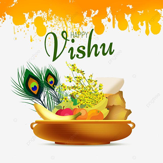 yellow splatter brush india vishu festival silver utensils