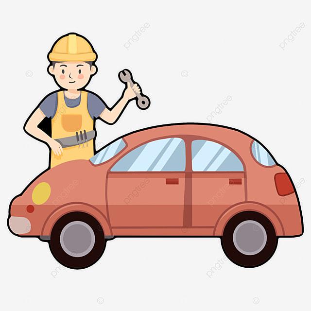 car repair clipart