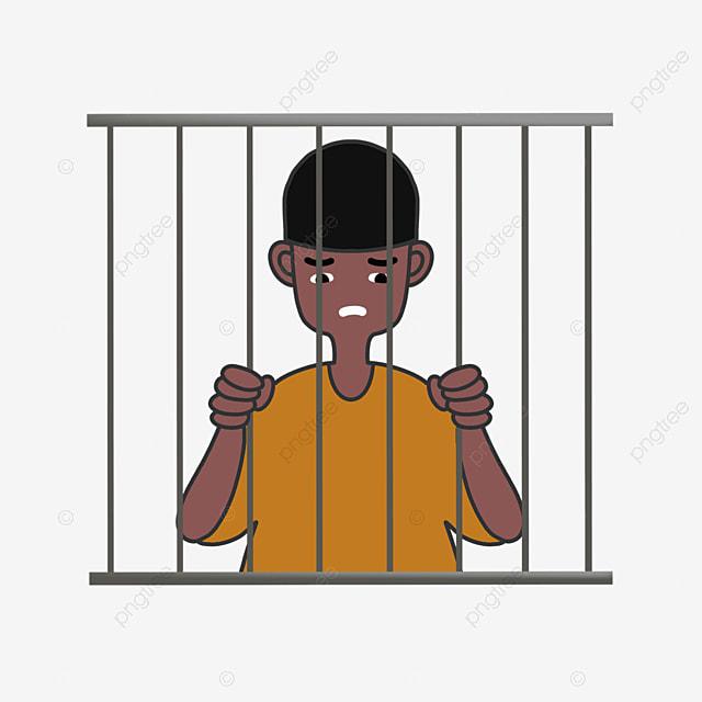inmate prison clip art