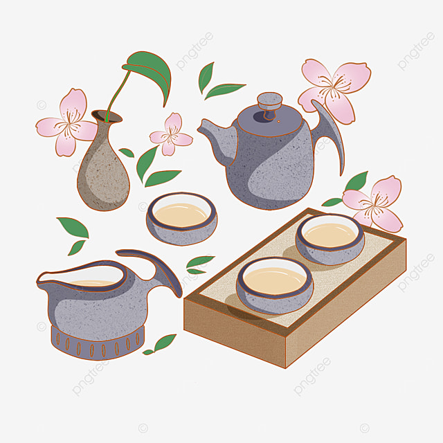 exquisite tea set japanese teapot and cup