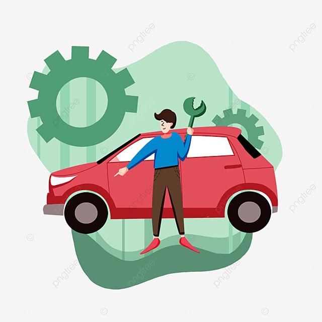 flat car mechanic