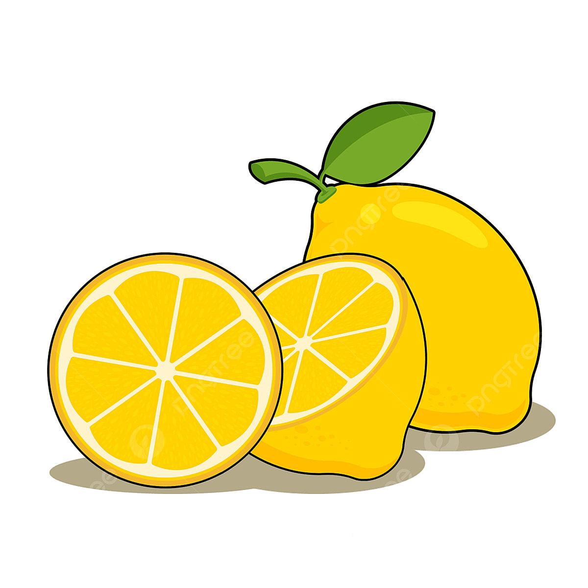 Gambar Animasi Ice Lemon