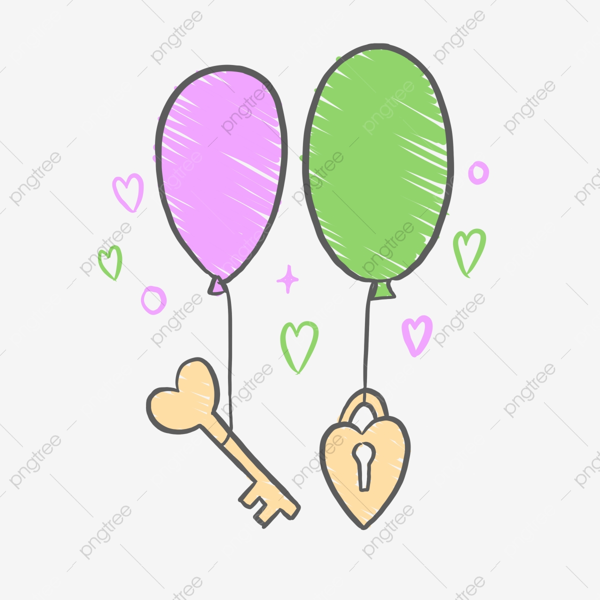 Two Balloons Png Images Vector And Psd Files Free Download On Pngtree