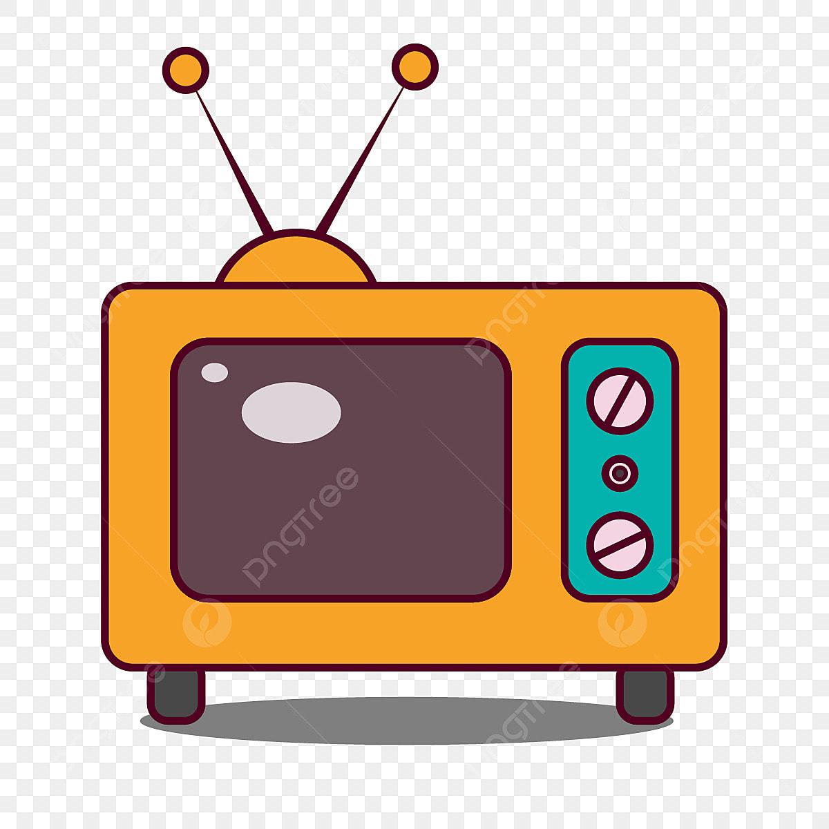 تلفزيون قديم Png المتجهات Psd قصاصة فنية تحميل مجاني Pngtree