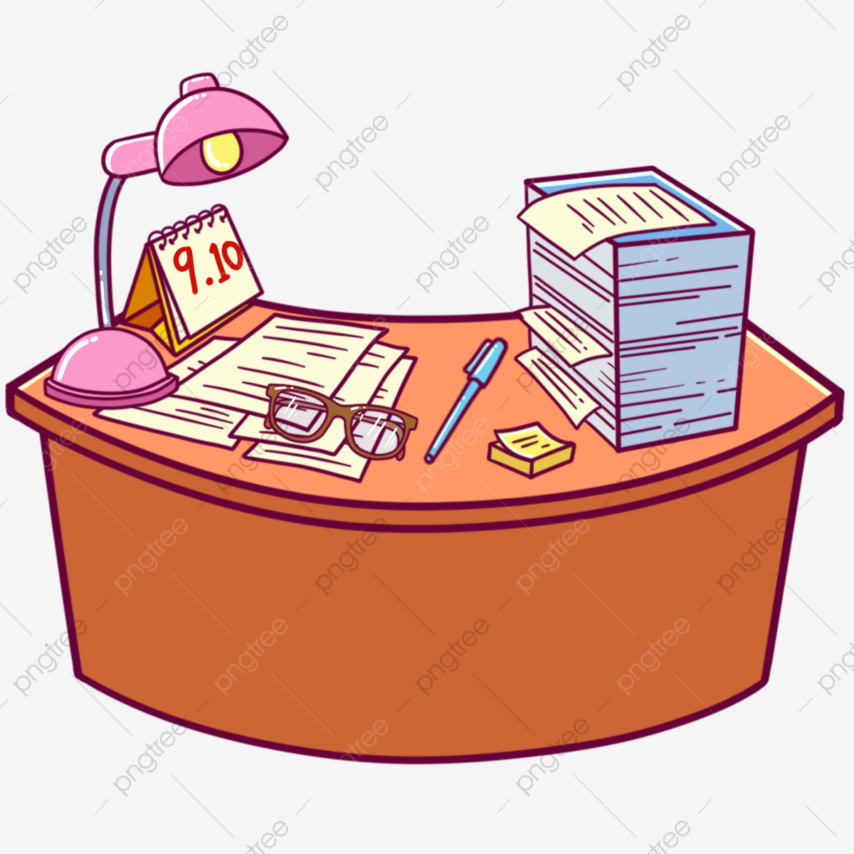 Teacher Desk Png Vector Psd And Clipart With Transparent Background For Free Download Pngtree