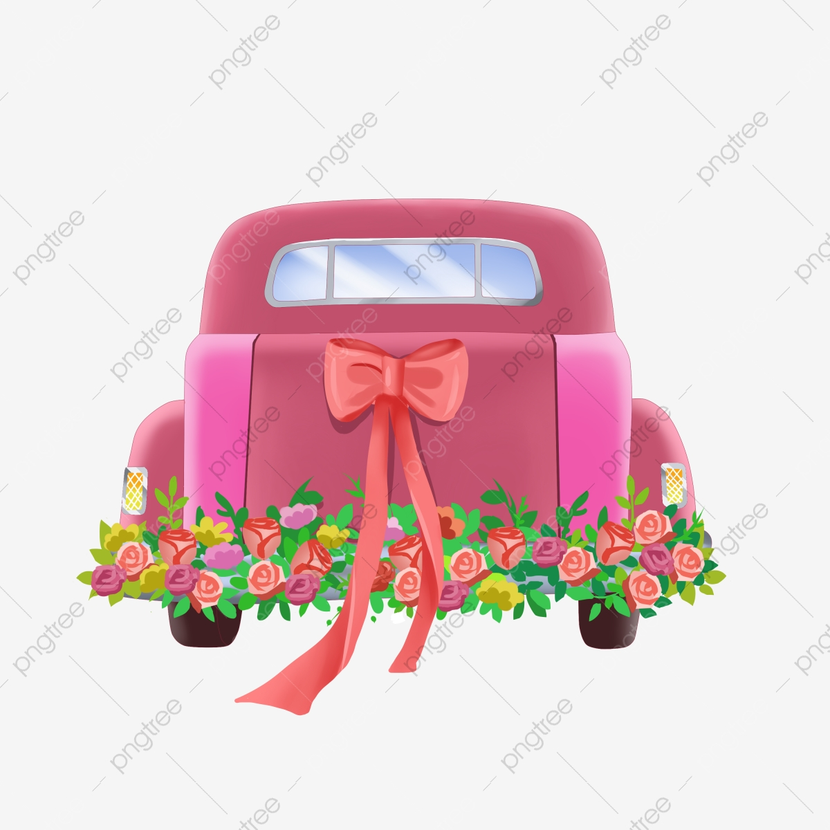 Wedding Car Png, Vector, PSD, and Clipart With Transparent ...