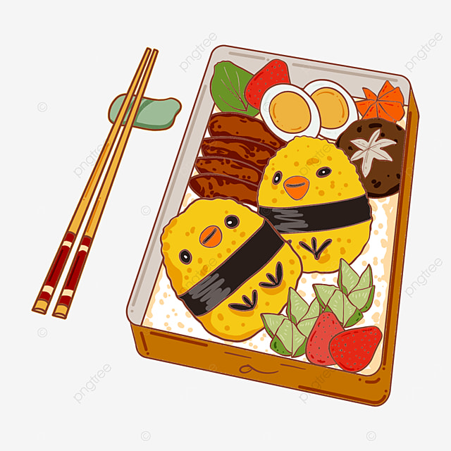 cute japanese lunch box for children