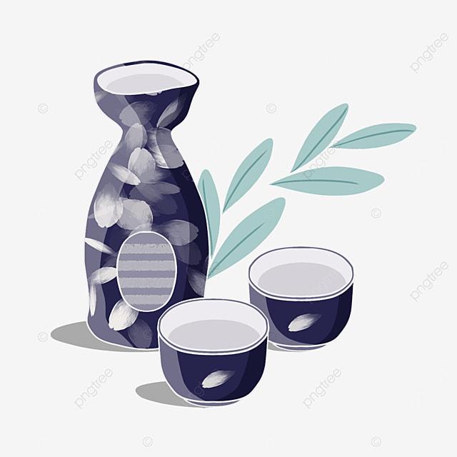 traditional drink sake
