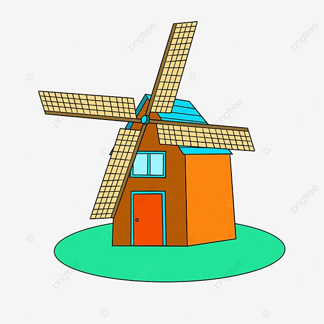 windmill clip art