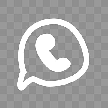 White Whatsapp Icon Png Whatsapp Icons White Icons Whatsapp Png And Vector With Transparent Background For Free Download