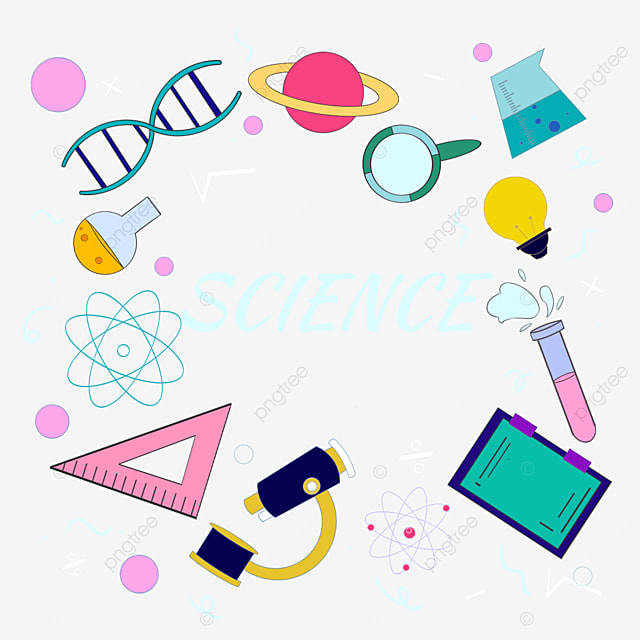 cute chemical science knowledge educational equipment