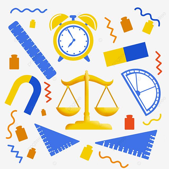 alarm clock scorpio science illustrator